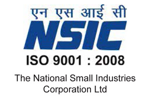 NSIC (National Small Industries Corporation) etc